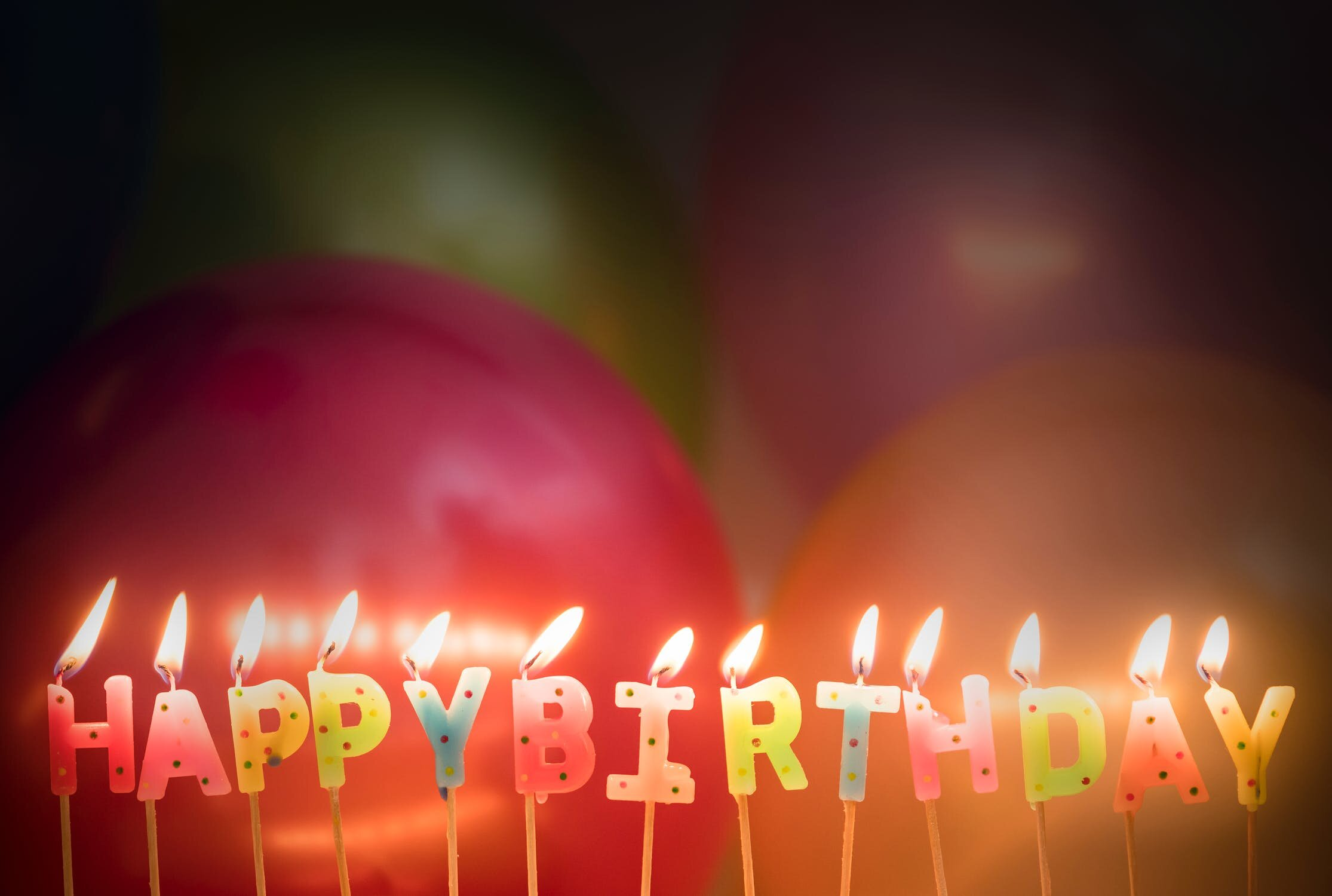 Donate your Birthday - It's easy. Instead of gifts, you can ask for donations to support our work. Check out how you can fundraise for us from the very heart of your home!