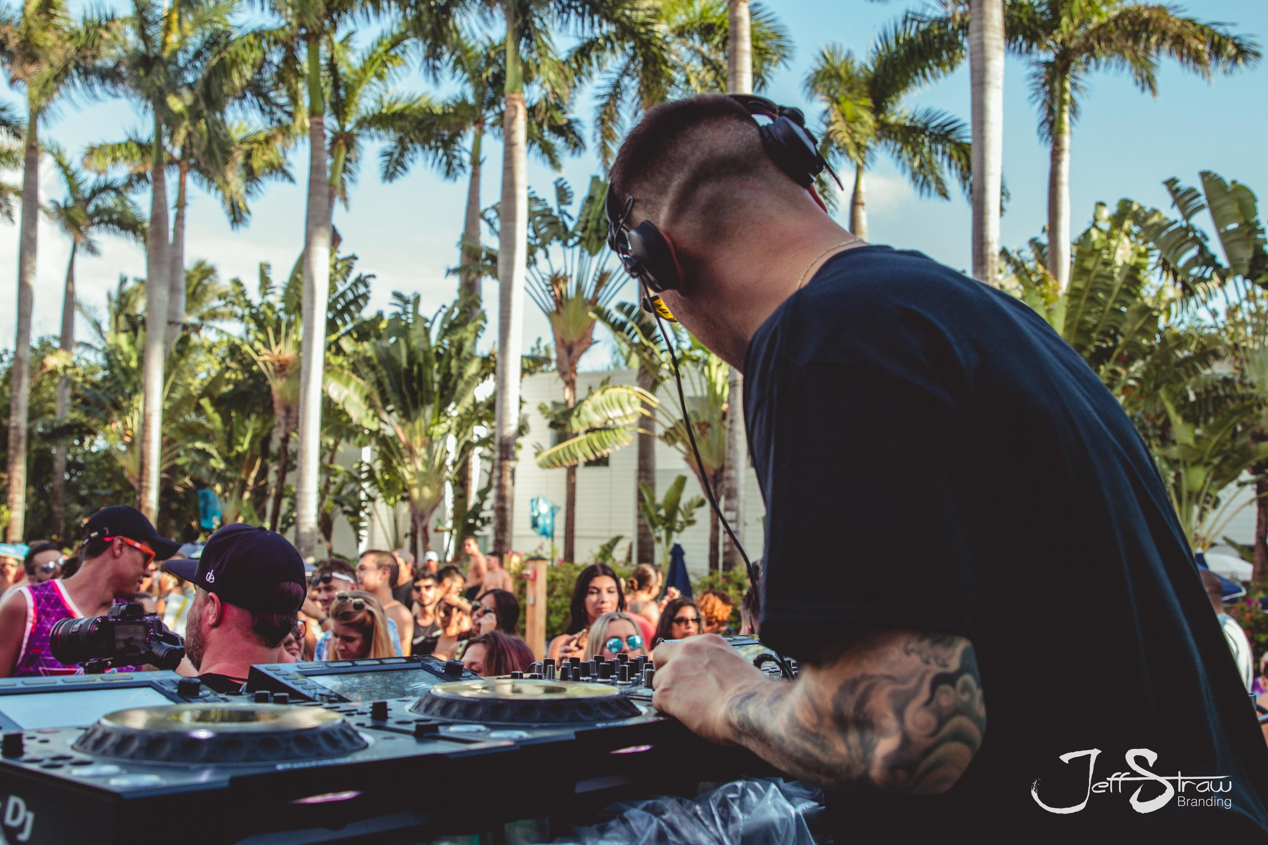 Insomniac Records Pool Party - Gorgon City, Sonny Fodera, Dom Dolla, Redlight on 3/29/19 at Shore Club, Miami Music Week