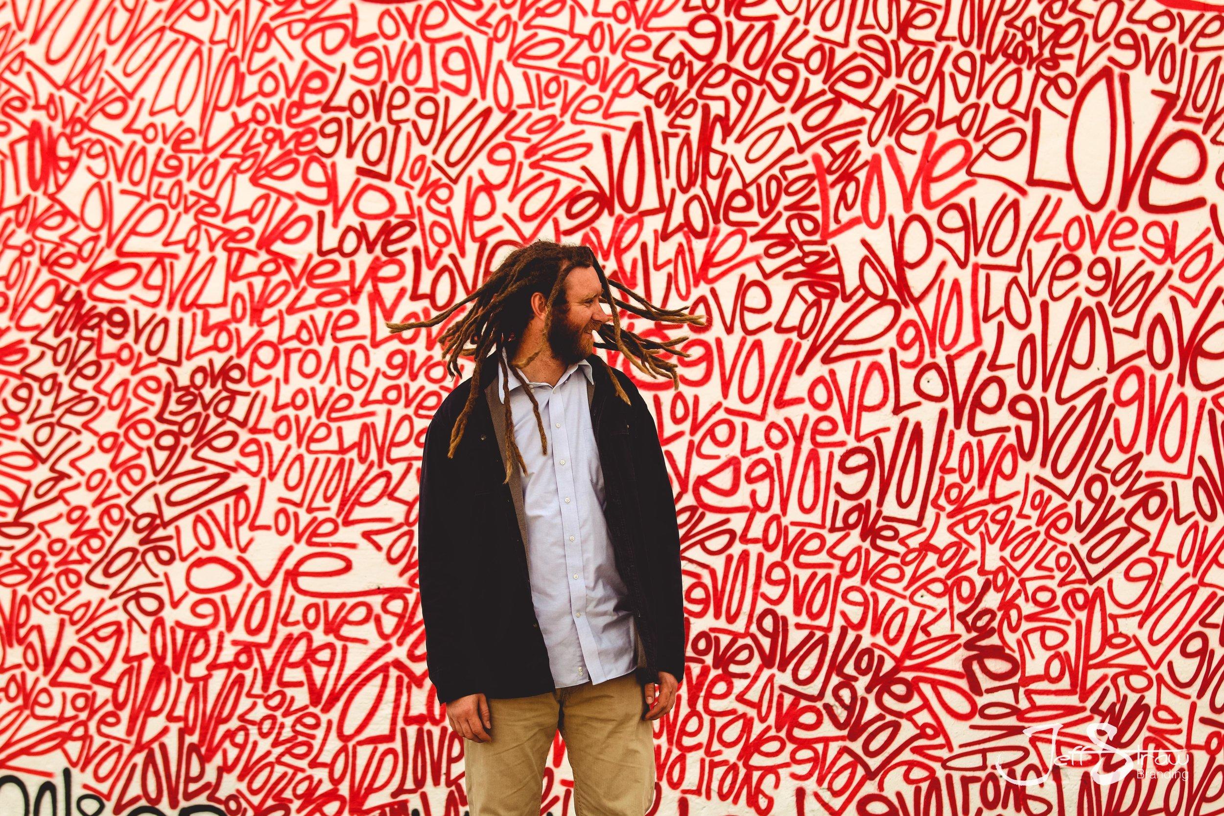 Jeremiah Tindall - Miami based reggae singer and songwriter - Press Photos