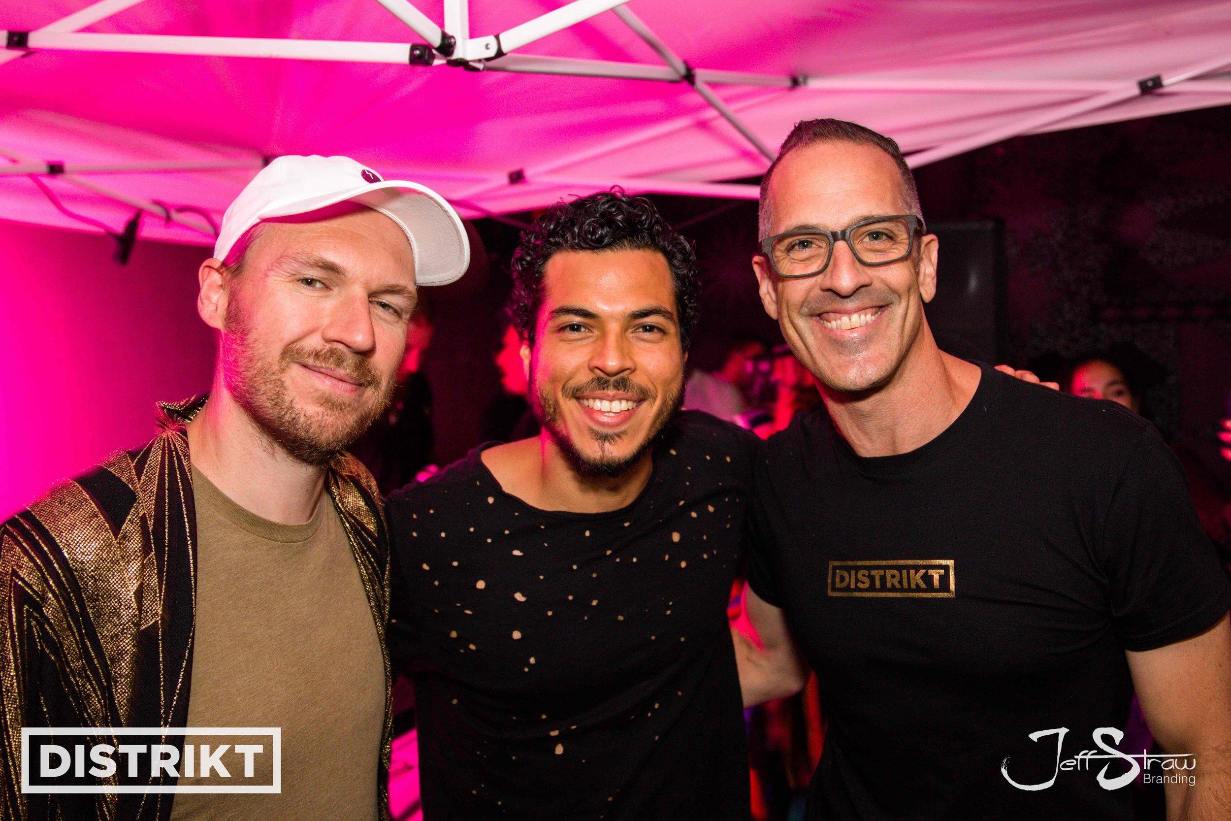 Distrikt - Brian CID, Worthy, DJ Kramer and more at Midway SF 8/4/19