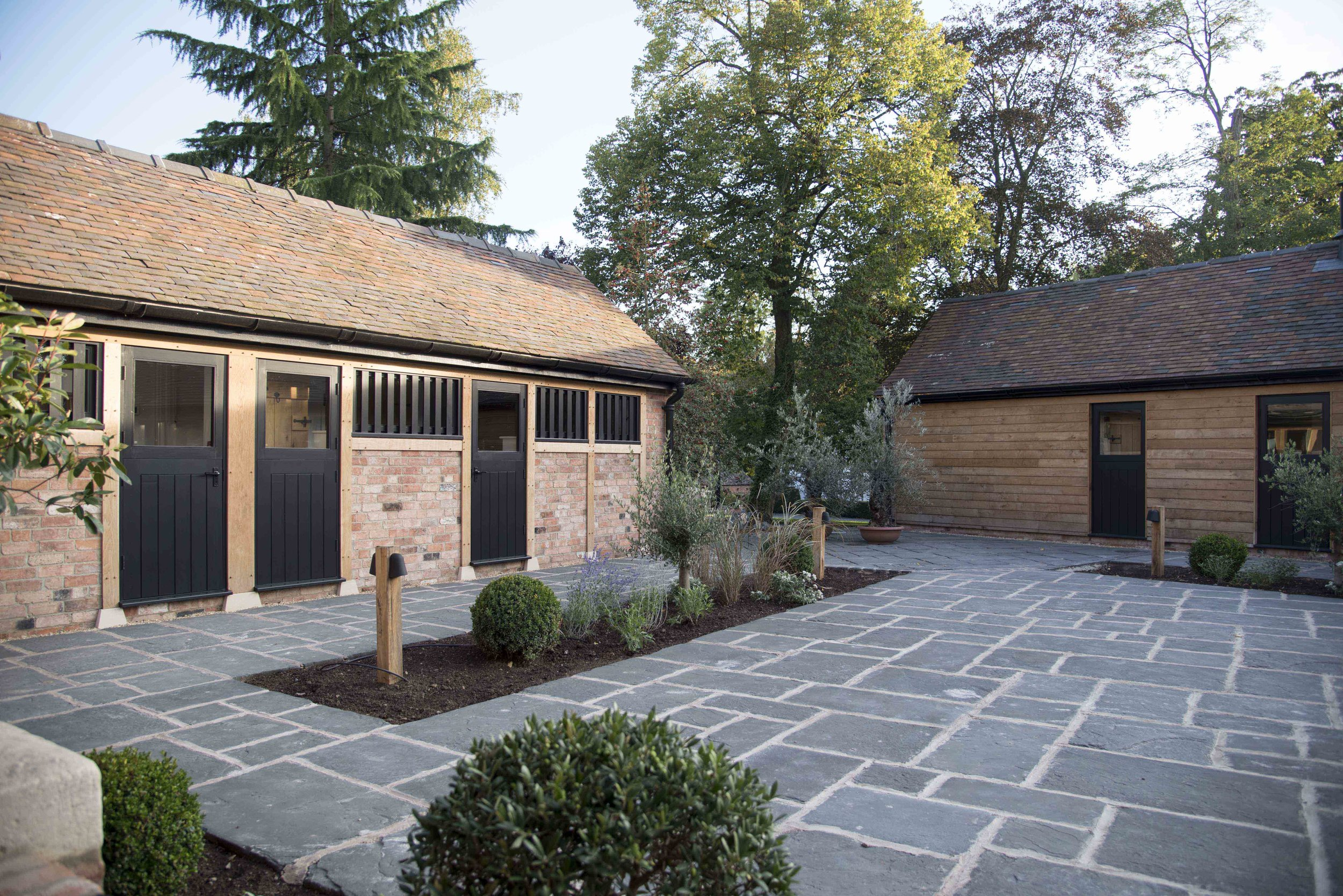 Wedding venue accomodation at Barns and Yard Worcestershire.jpg