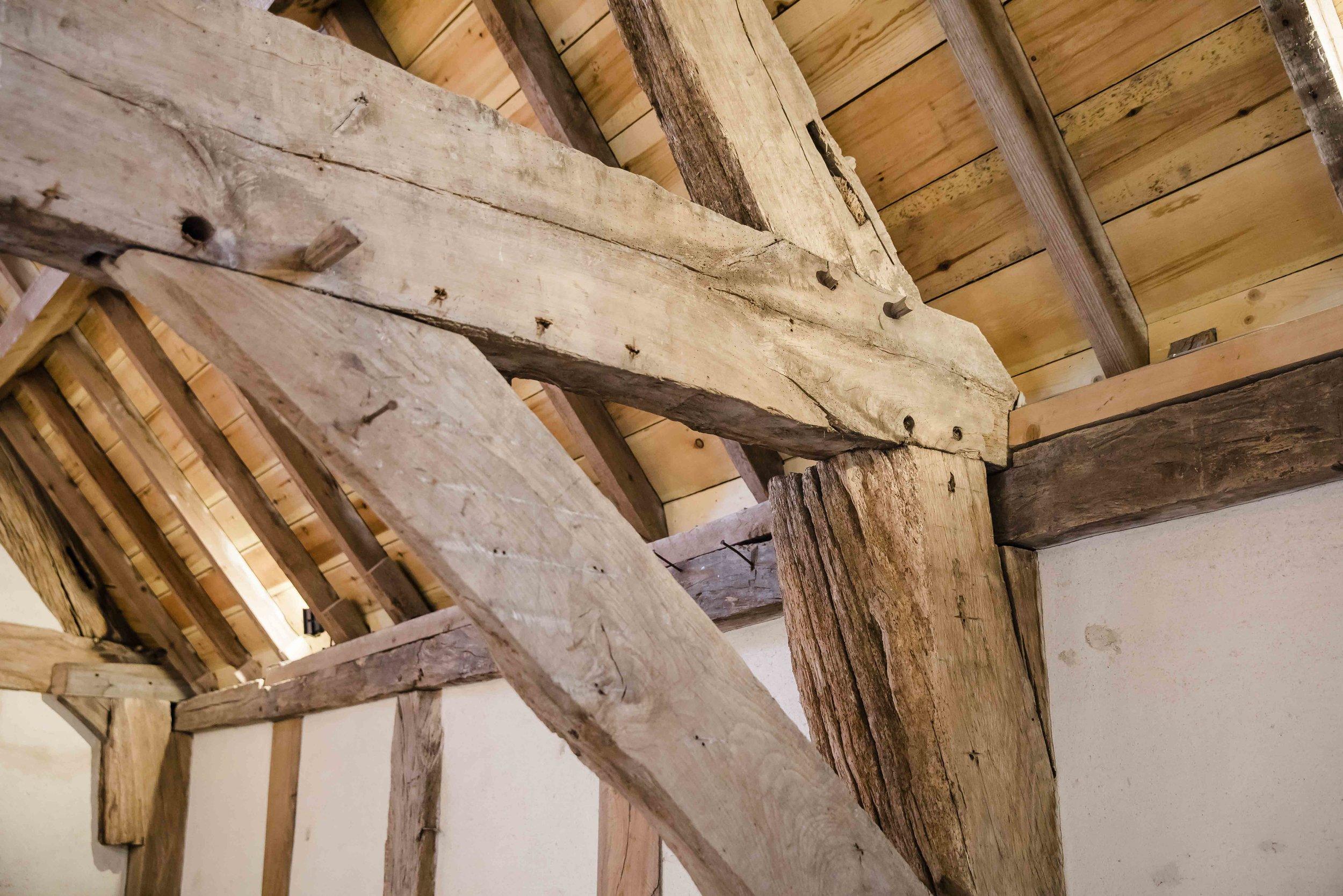 Old Wooden Beams in Hanley Hall Gallery for web.jpg
