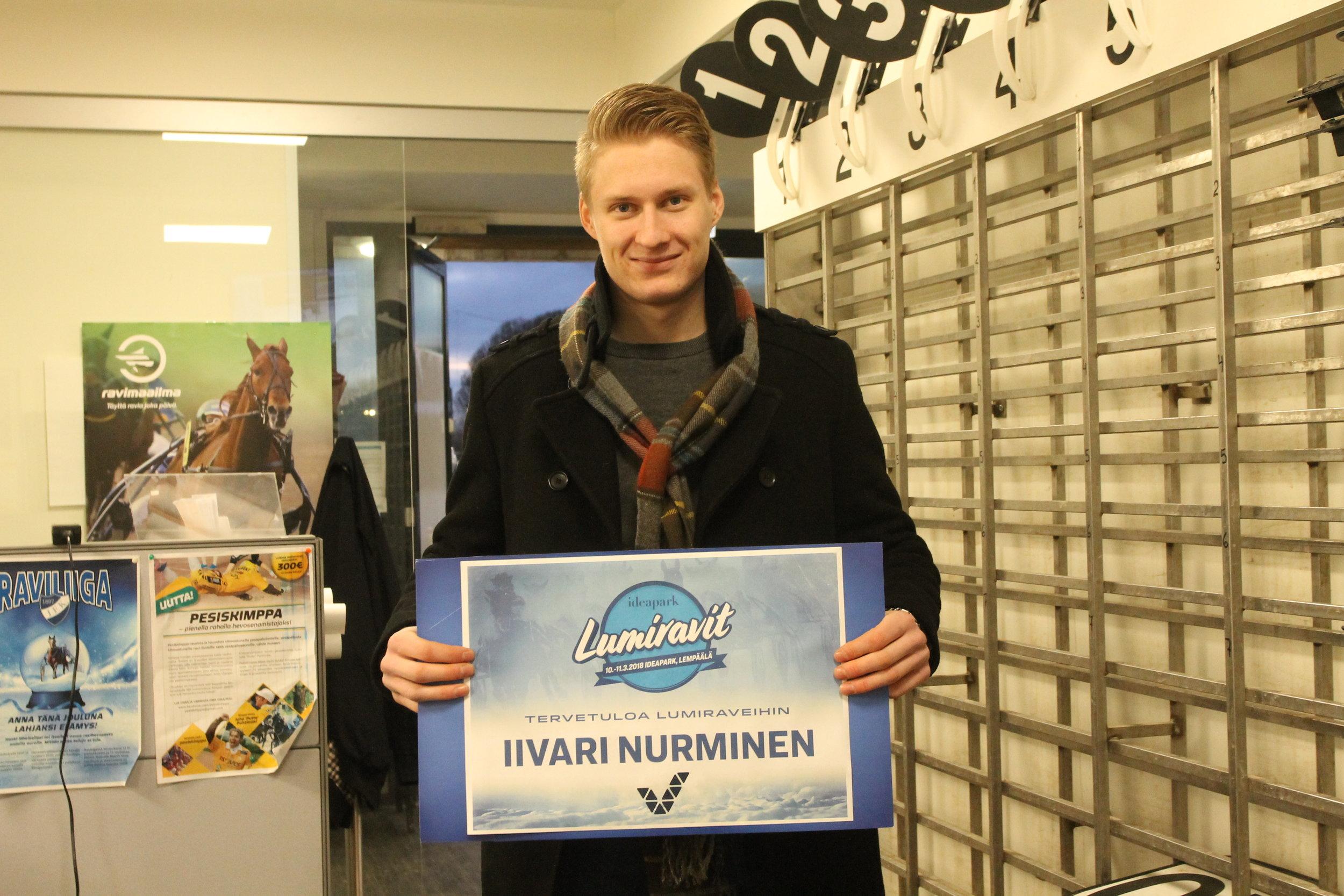 Iivari Nurminen