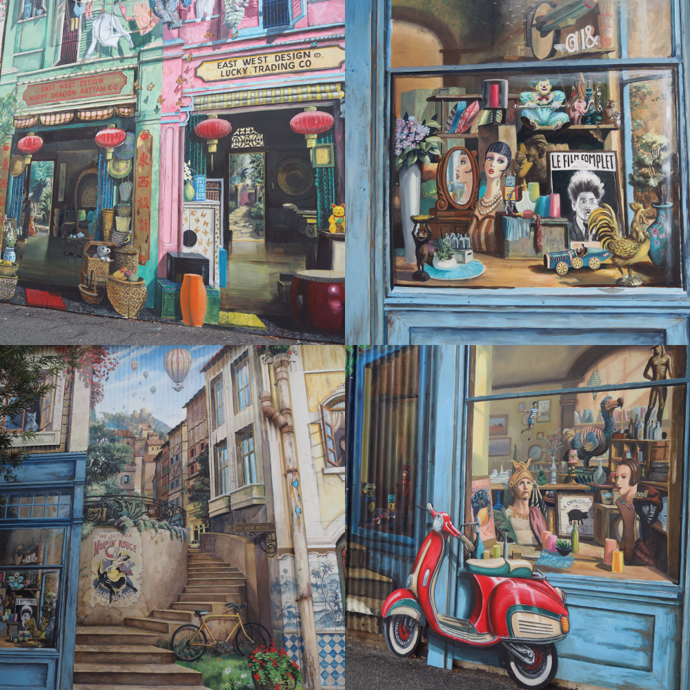street art Fremantle