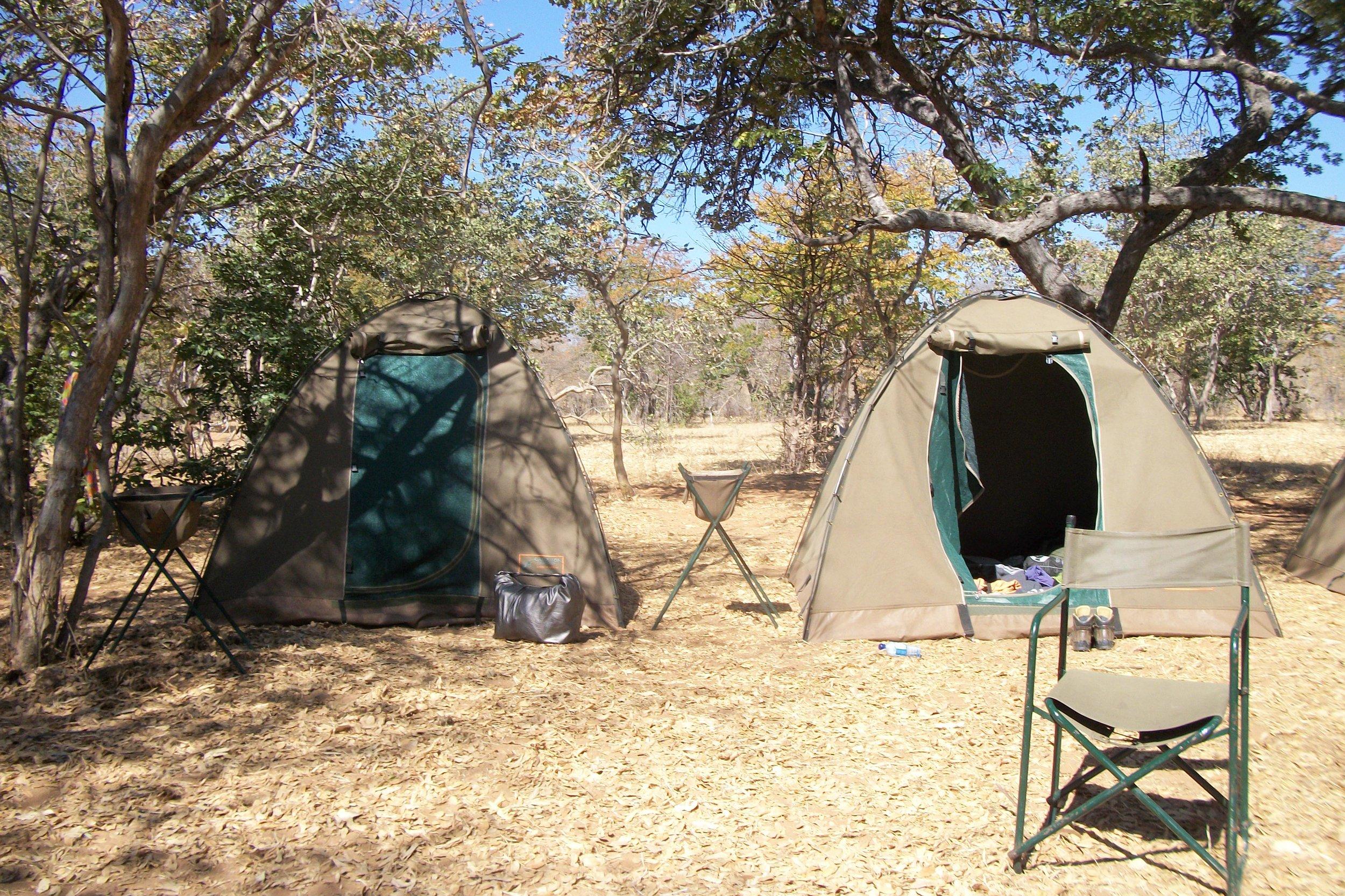 safari campsite safari chobe national park botswana.JPG