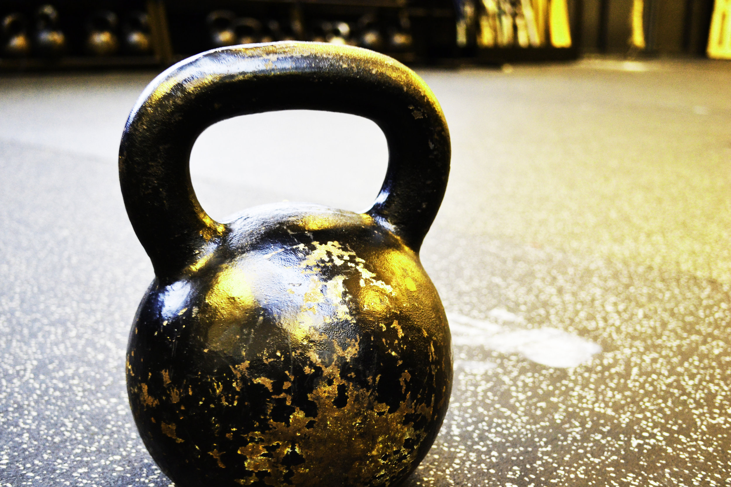 It is with deep sadness Mr Kettlebell that I must inform you that you are out of our price range