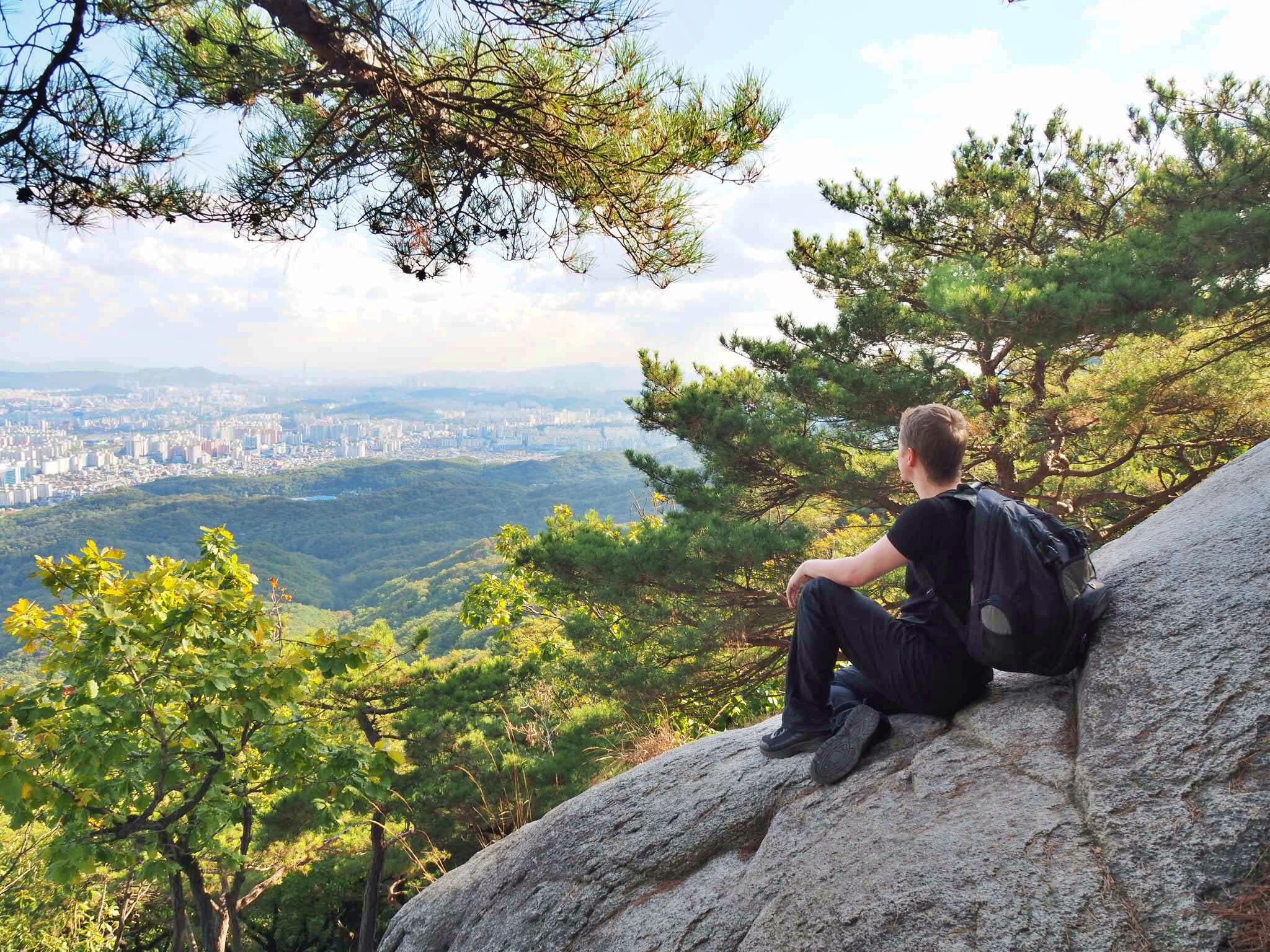 Vincent Seoul Hiking South Korea Fitness on the Road.jpg