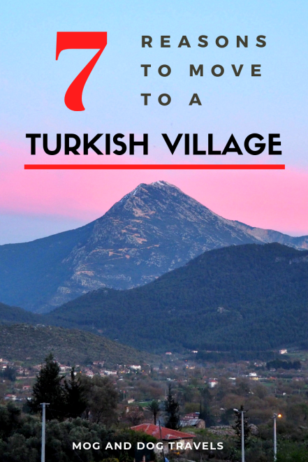 Title page reasons to live in a Turkish village Kaya Koy Turkey .png
