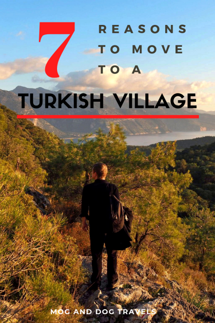 Title page reasons to live in a Turkish village Kaya Koy Turkey.png