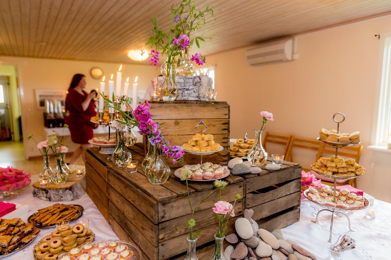 Bröllopsfotograf Öland Dekoration