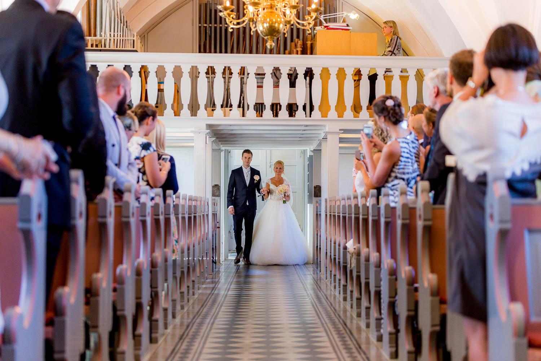 Bröllopsfotograf Kyrkheddinge Kyrka