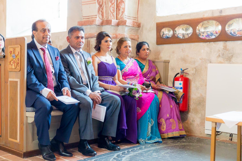 Bröllopsfotograf Fulltofta kyrka