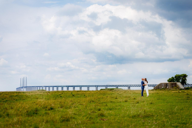 Bröllopsfotograf Bunkeflostrandängar