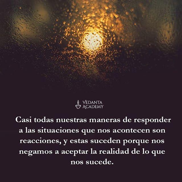 #vedanta #vedantaaademy #autoconocimiento #comportamiento #madurezemocional