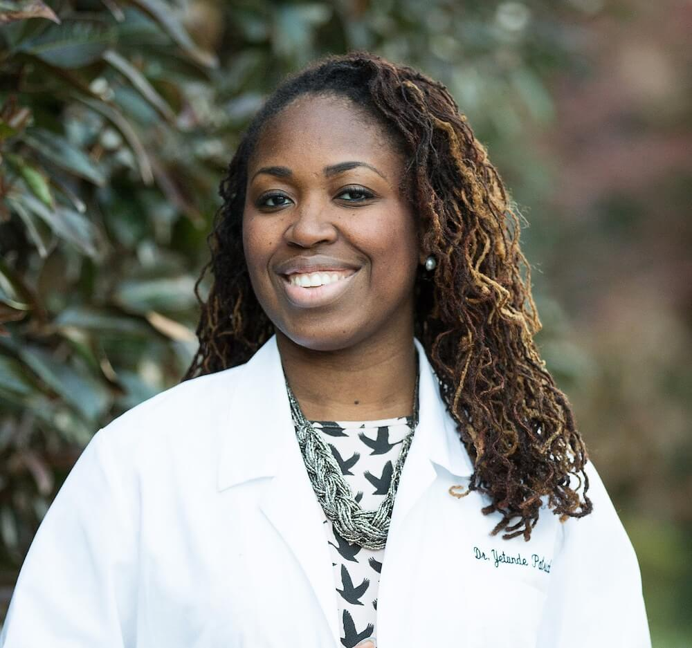 Dr. Yetunde Patrick - Hi! I'm Dr. Yetunde Patrick, a family dentist in Washington DC NW.I set out in 2016 to build a practice that was judgement free, low stress, and family friendly. 20 commercial spaces later I found our home and vision on U Street.U Street Family Dentistry is an eco-friendly, sustainable practice that believes you deserve industry-leading care centered around your needs.You may notice that our logo doesn't have a tooth. Don't worry, no one messed up on the design! Dentistry for me is about family, a neighborhood, a community. Once you connect on a personal level, the teeth become easy.Our office is proud to provide families in the U Street, DuPont, and Adams Morgan neighborhood with a dental experience that's fun and friendly. We look forward to seeing you soon!
