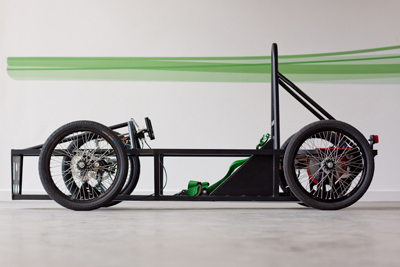 A look under the skin of a Greenpower kit car