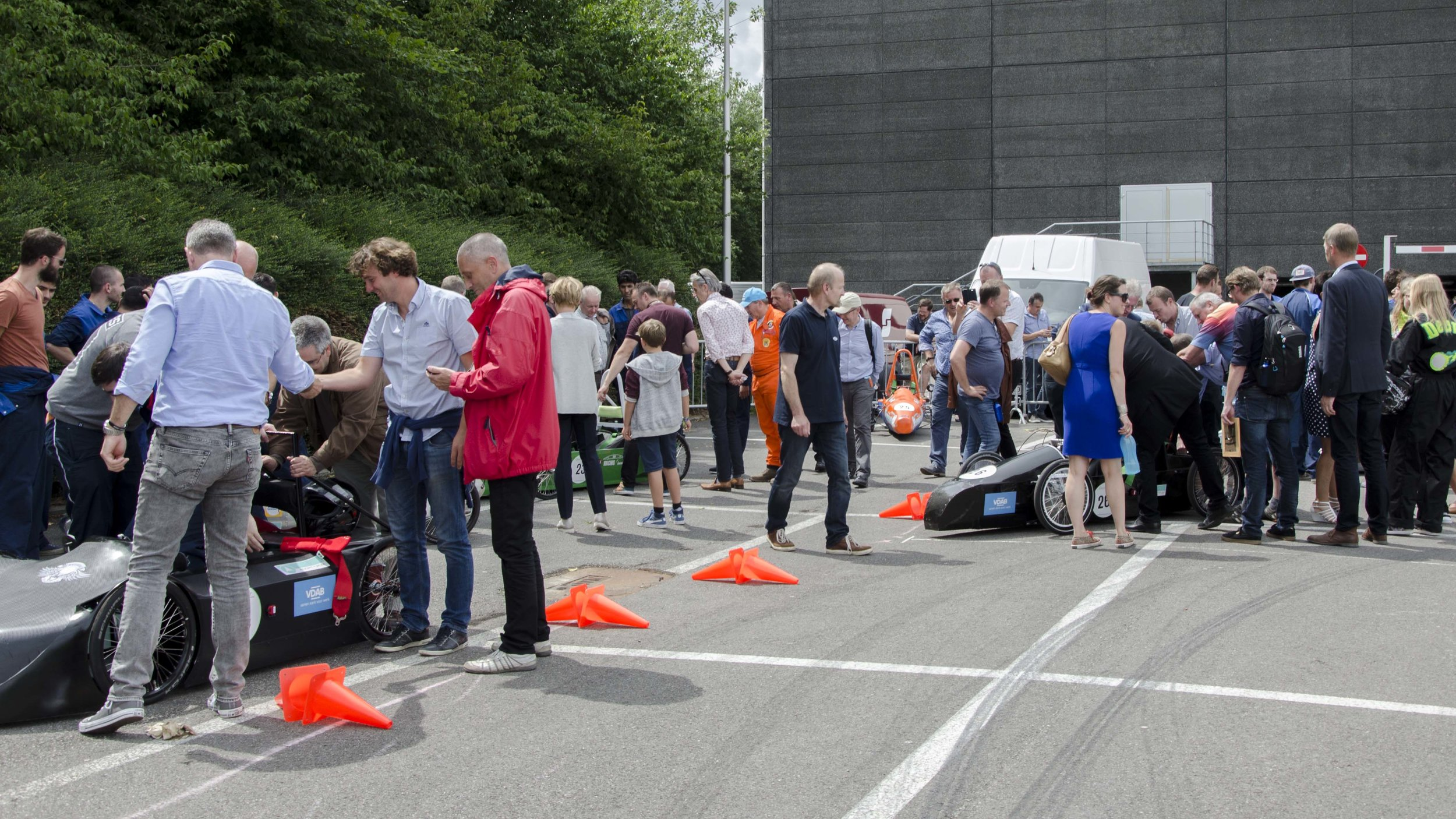Race Greenpower Benelux 2017 at Evodays 2017