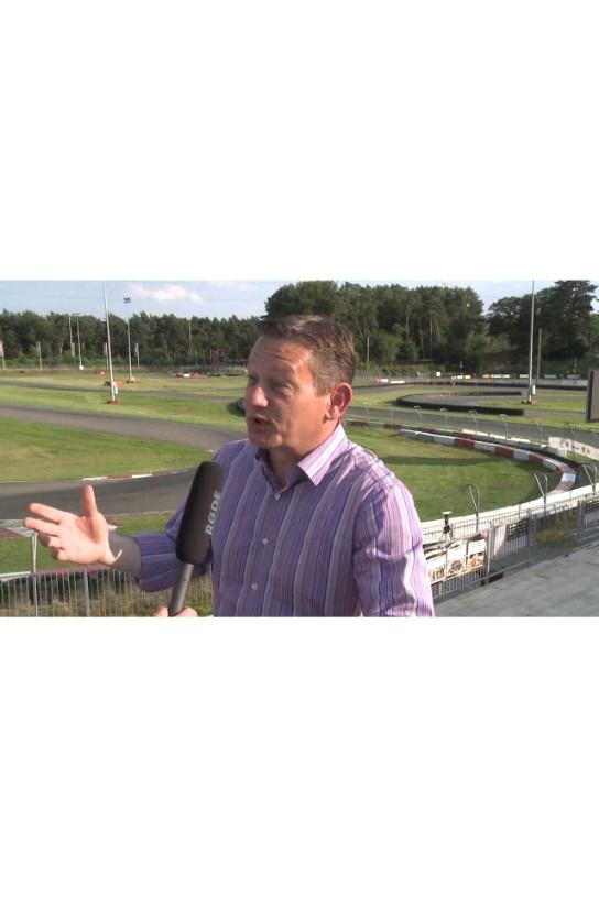 Koen Lemmens - CEO Karting genkWelcome as venue host
