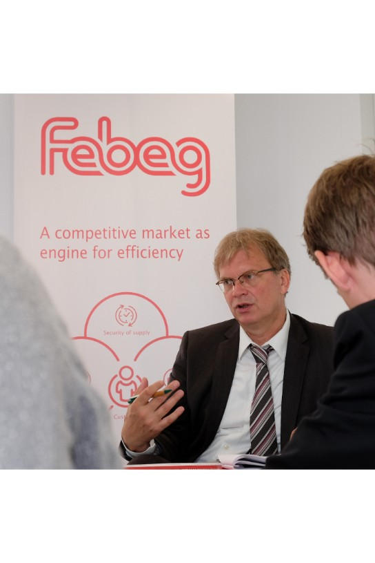 Marc Van den Bosch - General Manager FEBEGIs the energy market ready for the switch to electric driving?