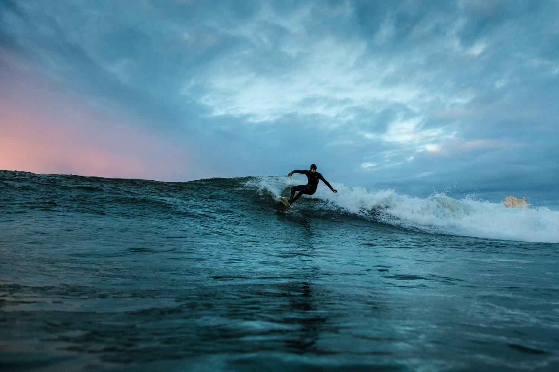 Surf adventure