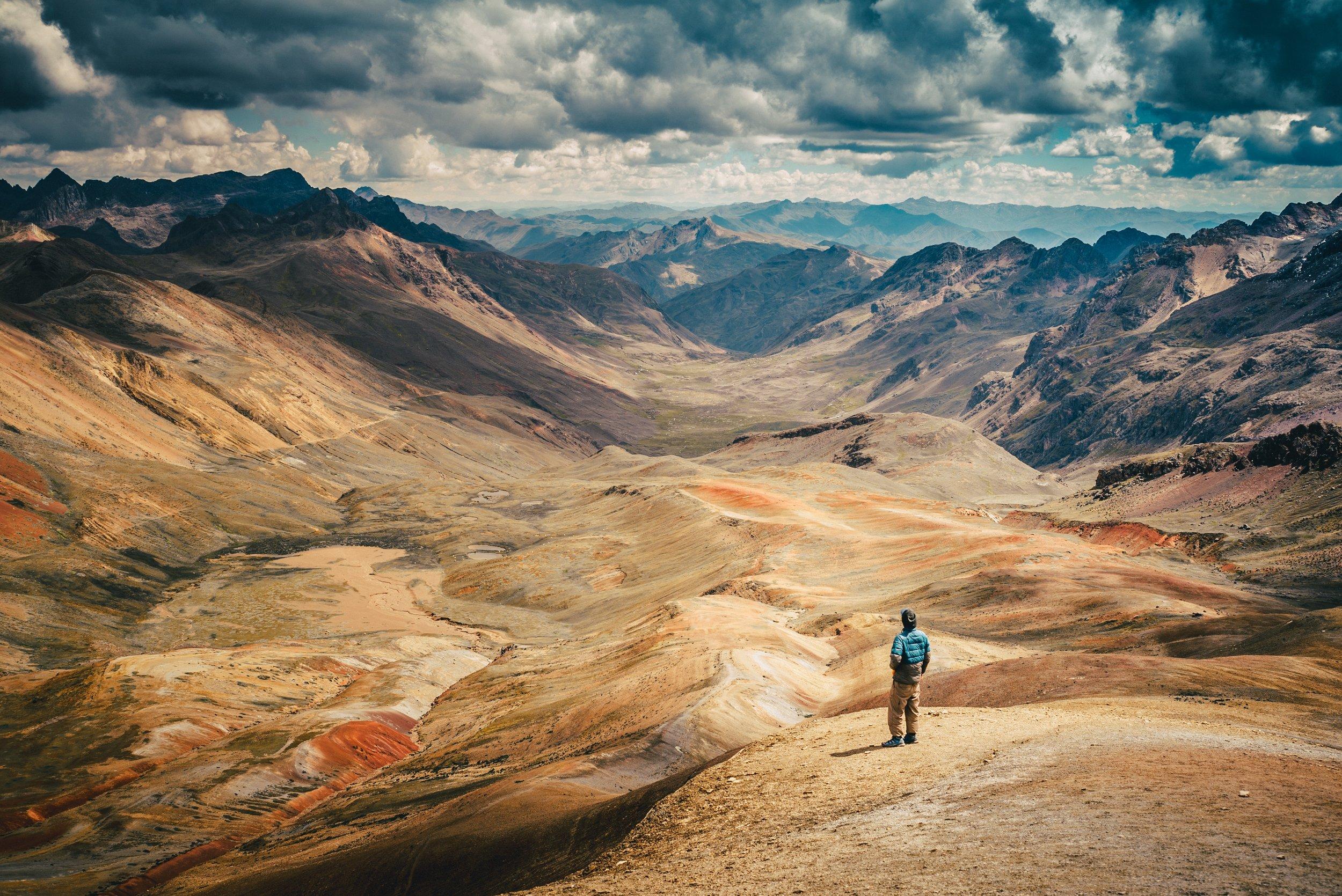 Copy of Cusco - Peru EdOdyssey (Sierra, Andes)