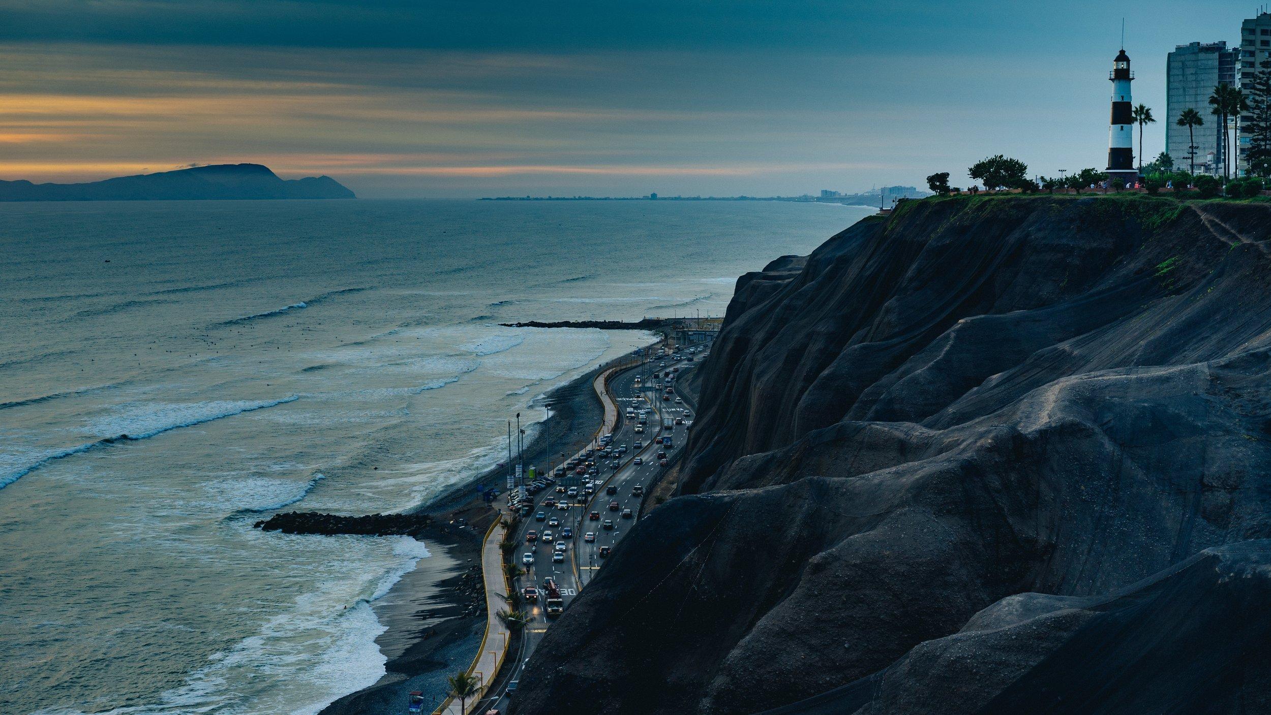 Copy of Lima - Peru EdOdyssey (Miraflores)