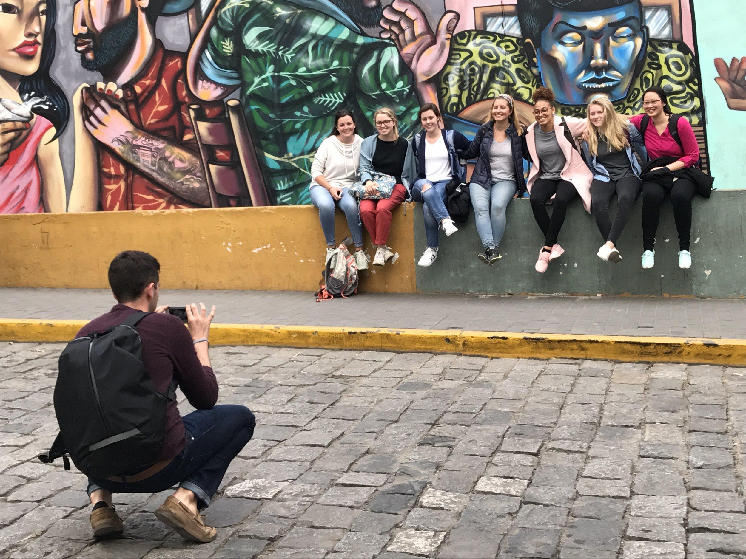Barranco: the bohemian art district!