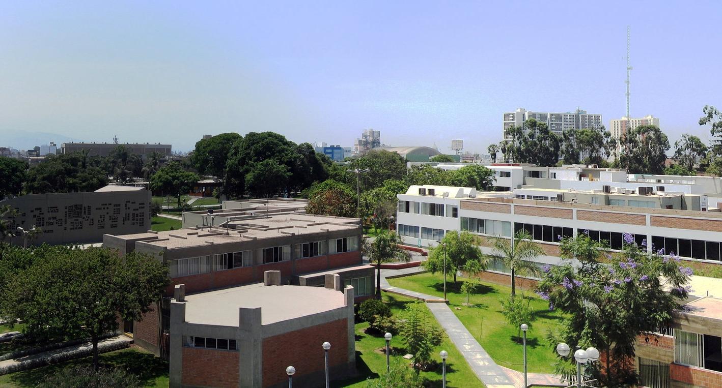 PUCP campus