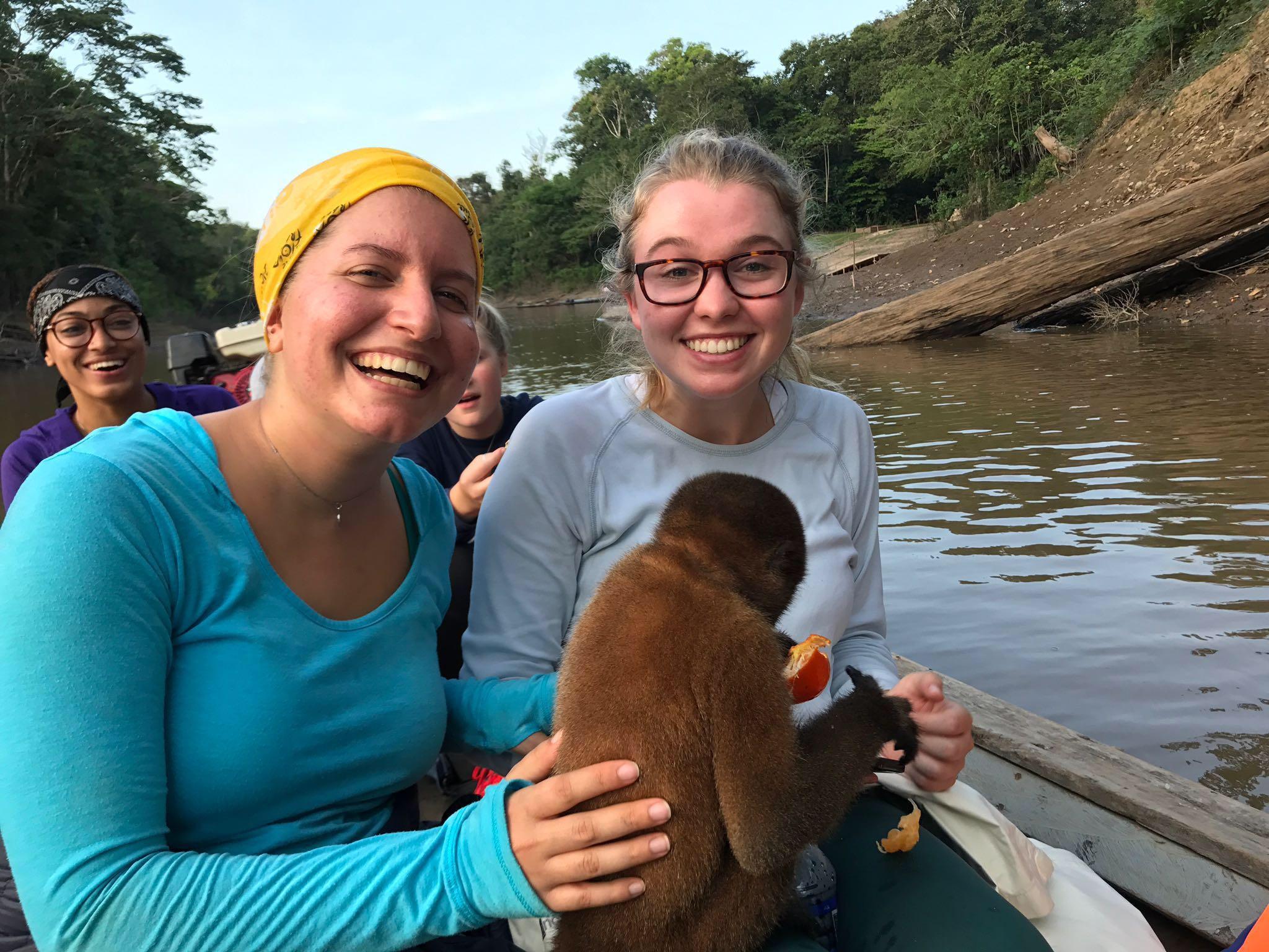 Exploring the Amazon