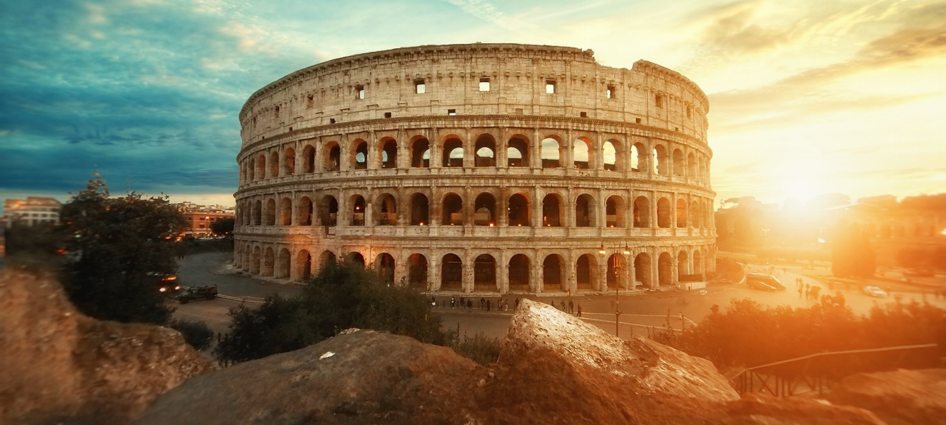 Colosseo - Rome, Italy
