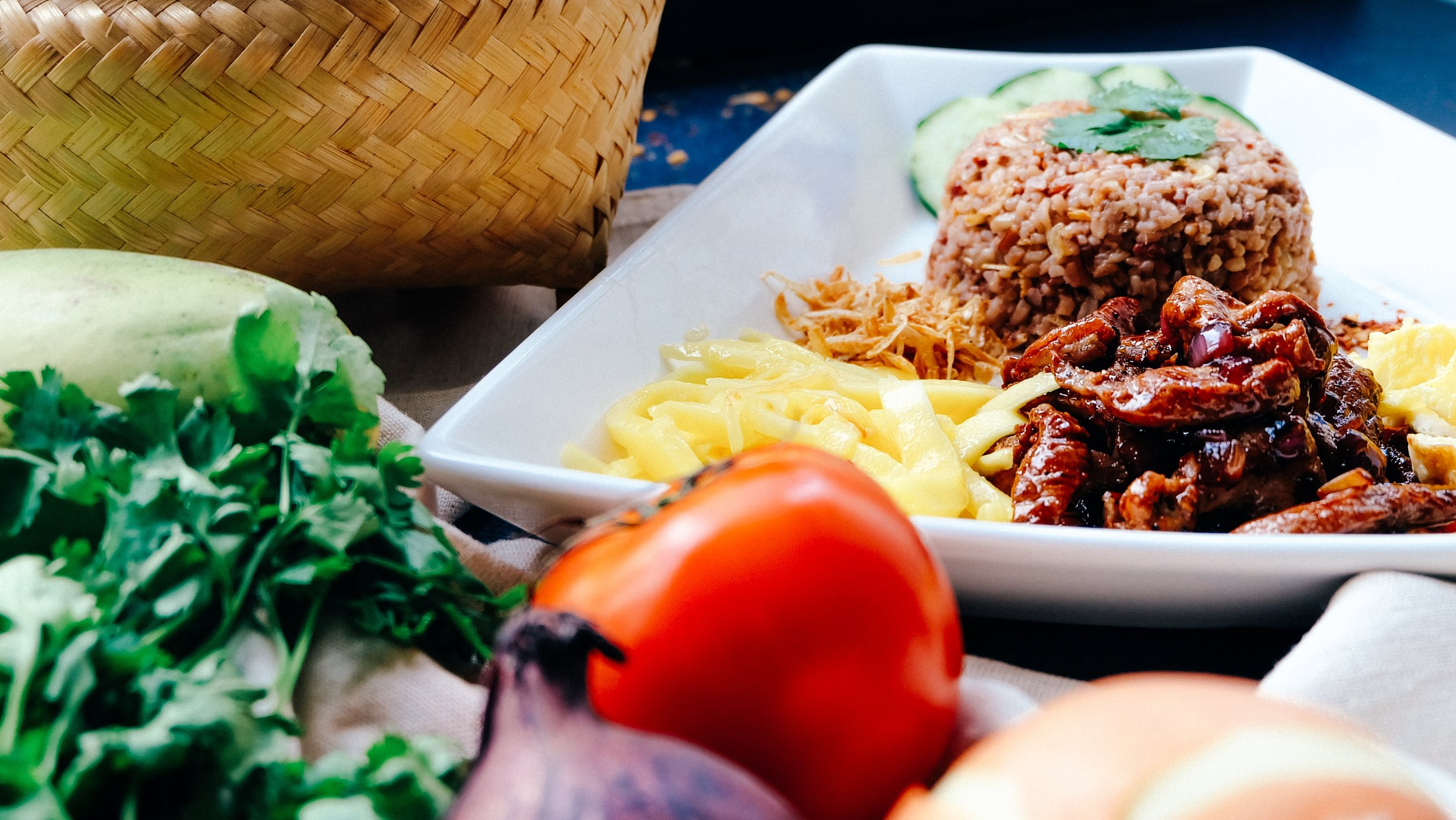 """Chinese-style rice along with Peruvian ingredients and staples, such as potatoes, have become all part of the famous """"Chifa""""!"""