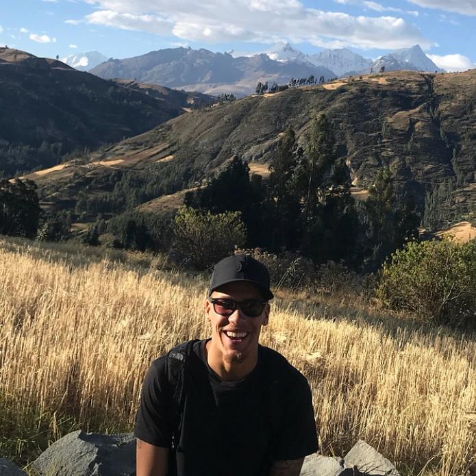 Hiking in Ancash,  Peru