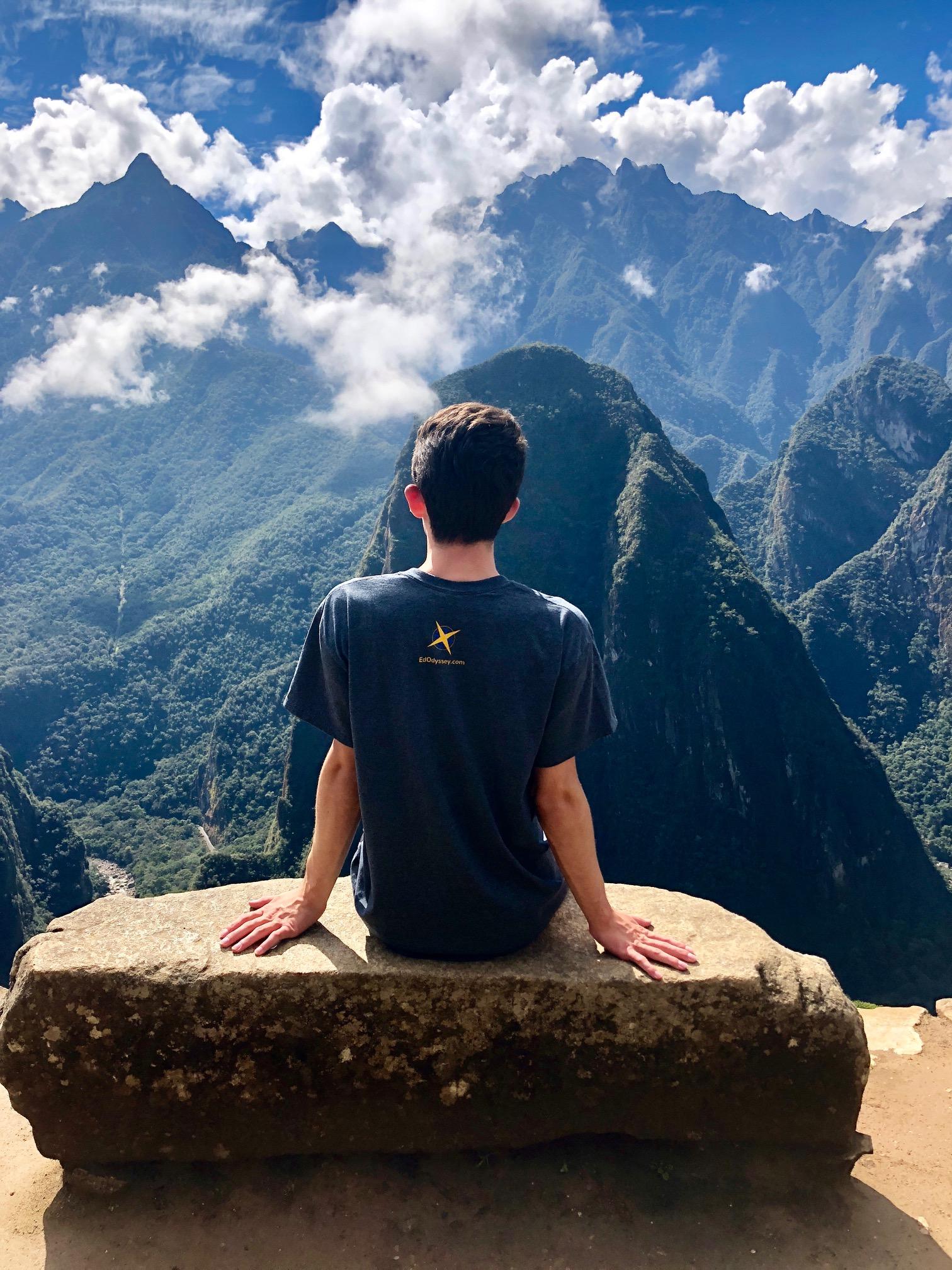 Peruvian Mountains - Jake Leary