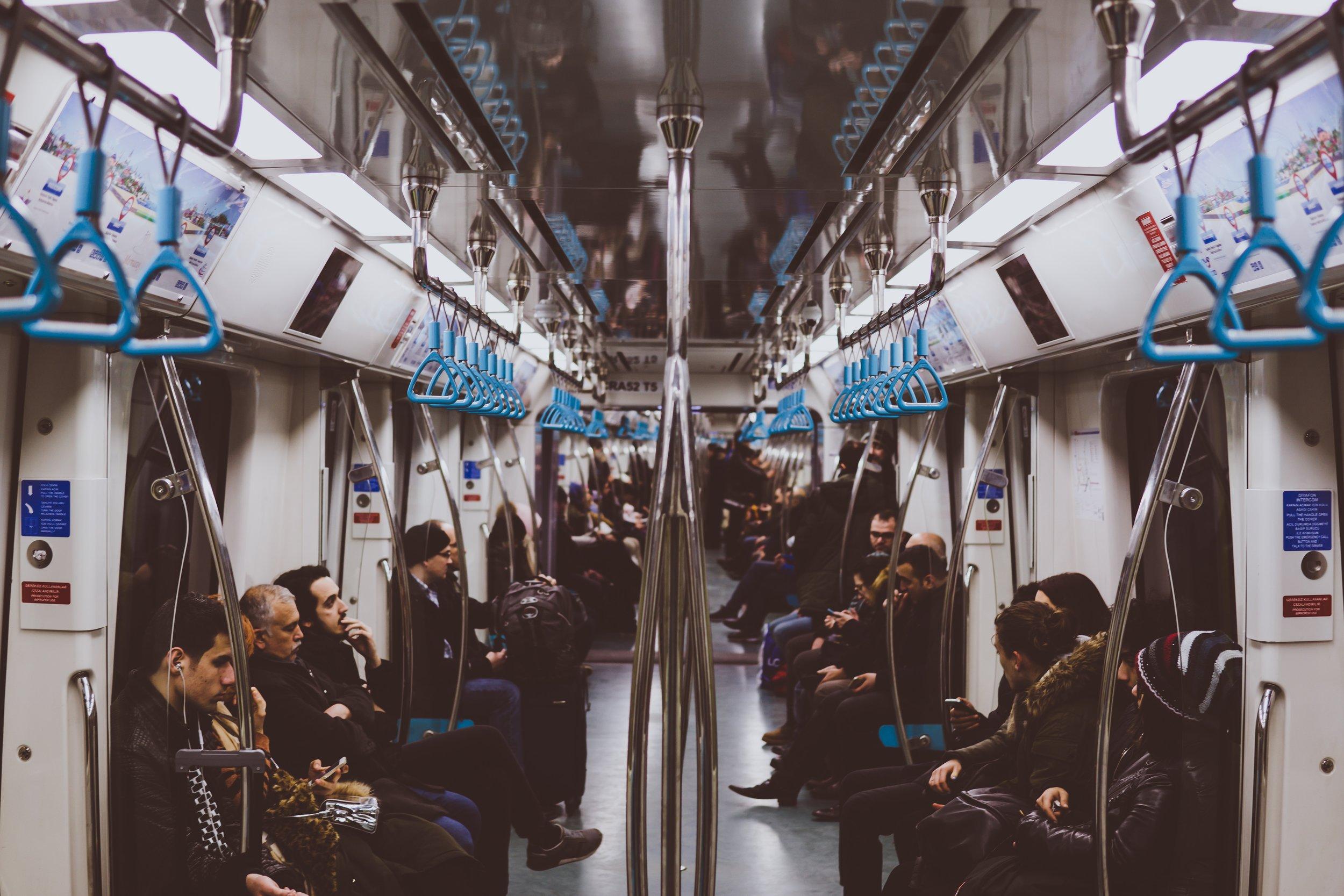 Train Travel Abroad