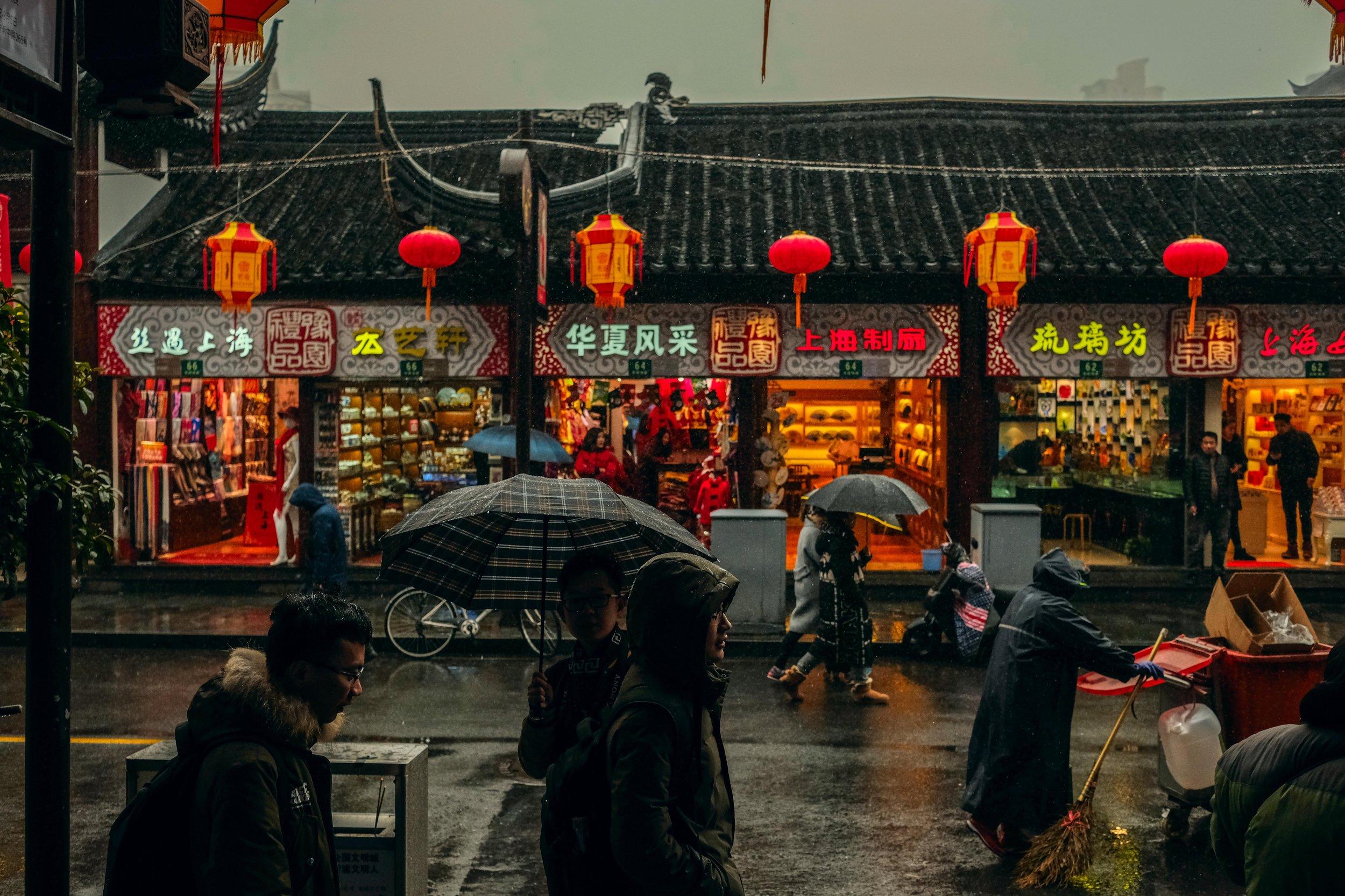 Travel Weather - China