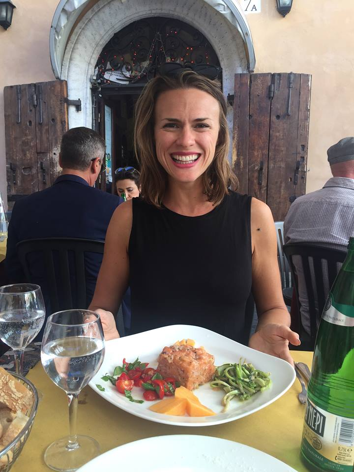 Rachel Zitin  - Program Coordinator (Italy)  rachel@edodyssey.com