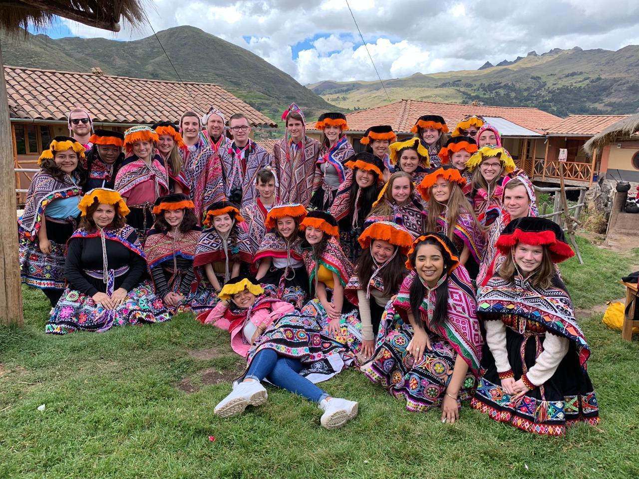 Amaru Visit - Peru (Matignon 2019)