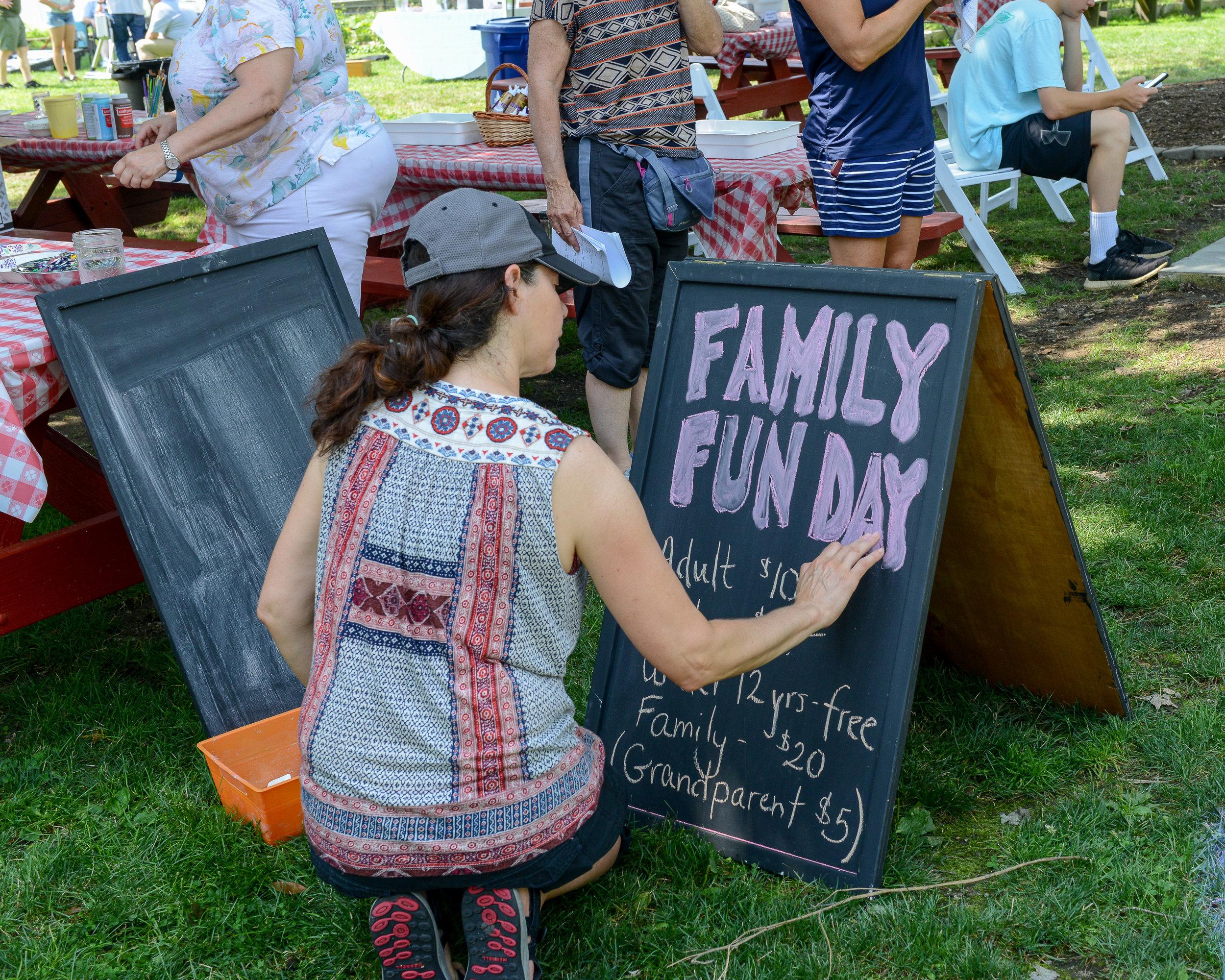 Family FUn Day 2019 - Robert Osgood Photos