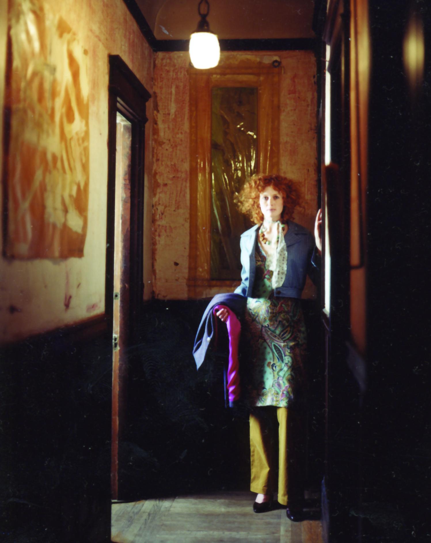 A/W 2005. Photo by Debra McClinton