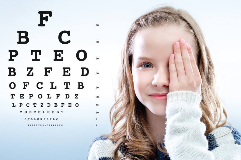 Children's Exams - Children's exams include a visual exam for glasses and eye health assessment. Children's exams include testing to evaluate: eye teaming, focusing, alignment, and stereo vision (depth perception).