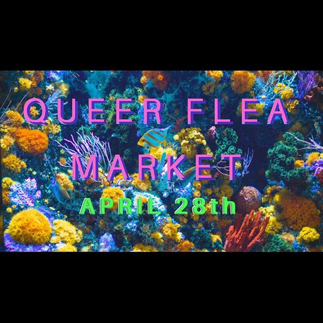 Portland folks come to the Queer Flea Market this Sunday @ Leaven Community 12-6!! Get new Queer Kuntry stuff before it goes online!