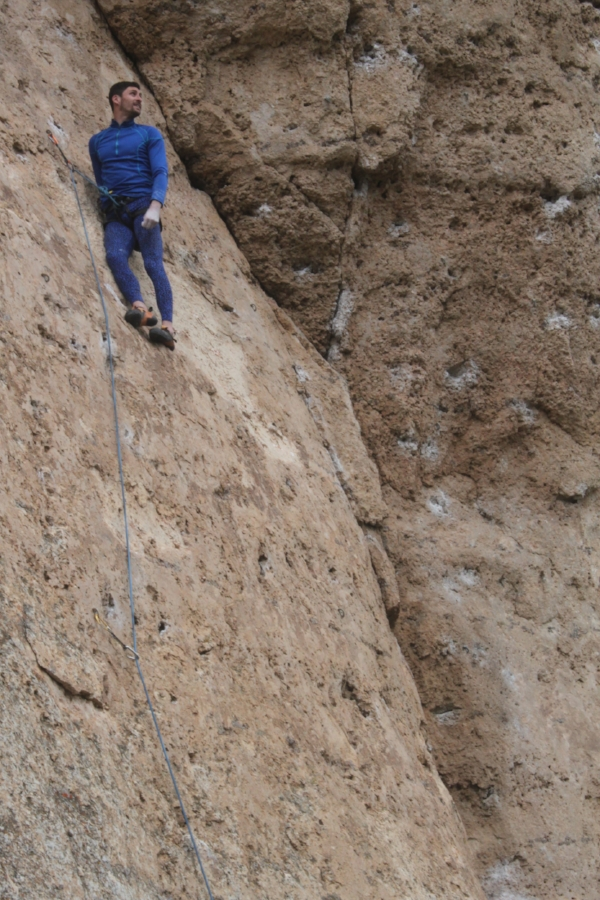 Ten Sleep Climbing