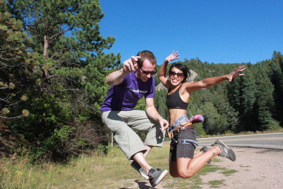 Boulder Canyon days