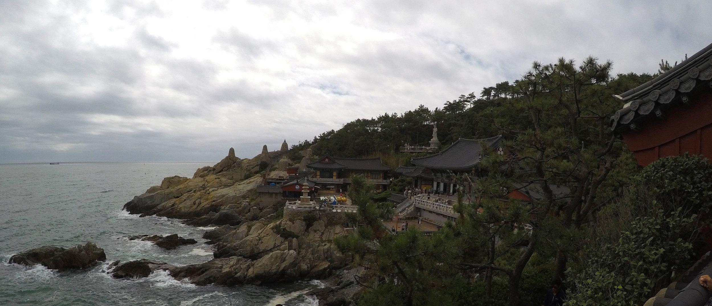 Hondae Yonggungsa Temple