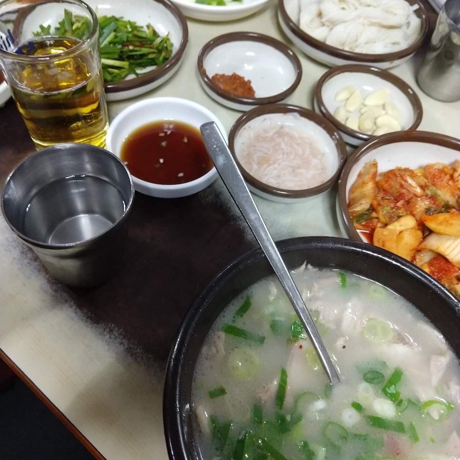 Songjeong Samdae Gukbap