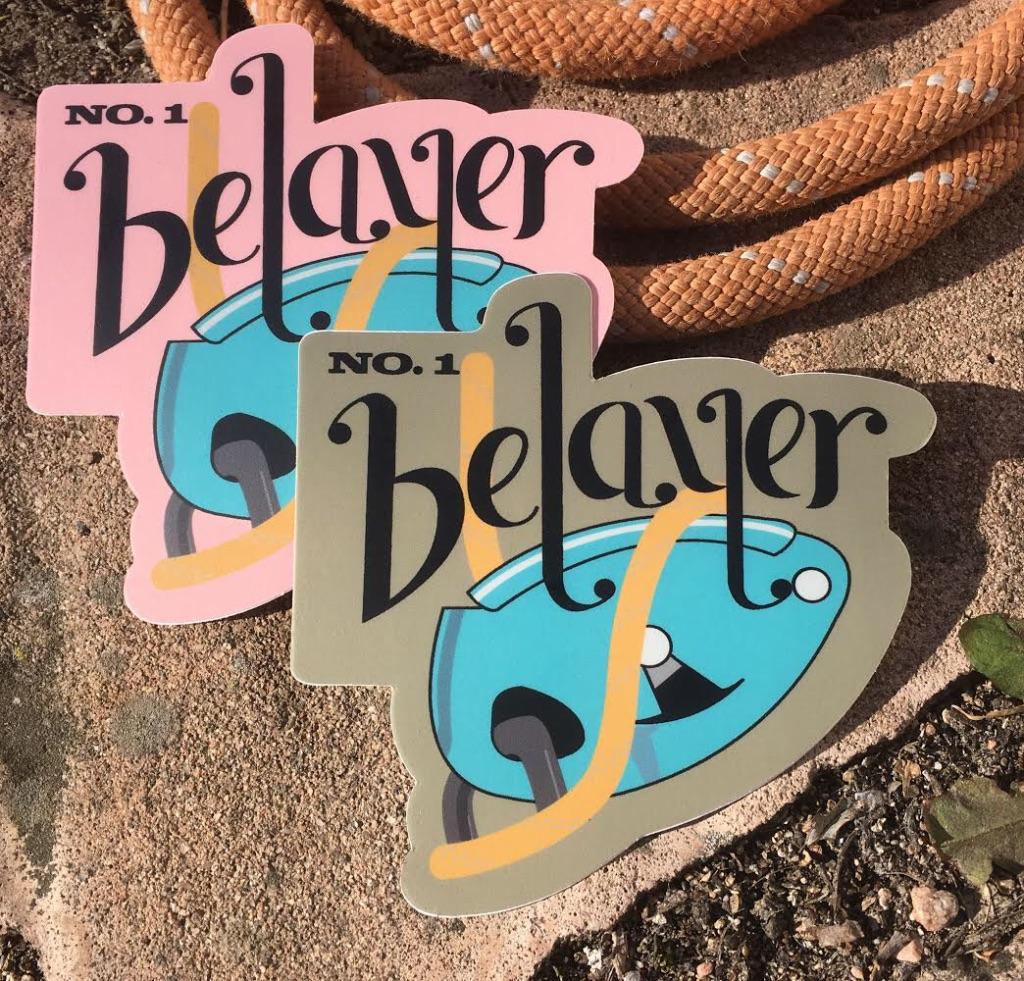 No. 1 Belayer