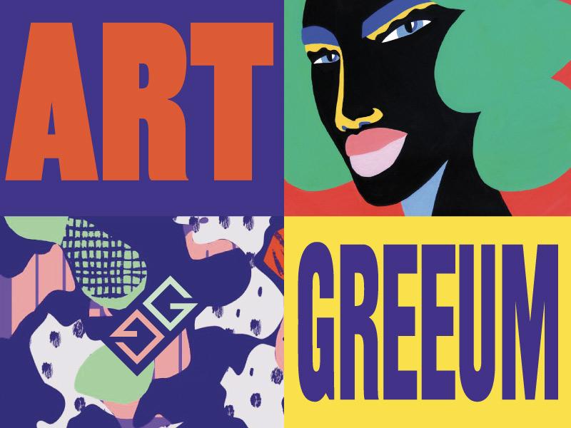 ART GREEUM - Branding a Korean Art Gallery.