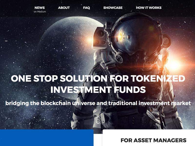 Blackmoon - Piattaforma specializzata in investimenti finanziari e gestione degli asset digitali basati sugli scambi blockchain / FIAT.