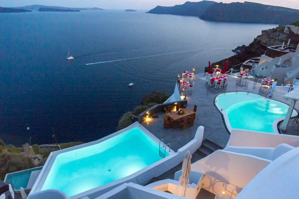 Andronis boutique hotel -