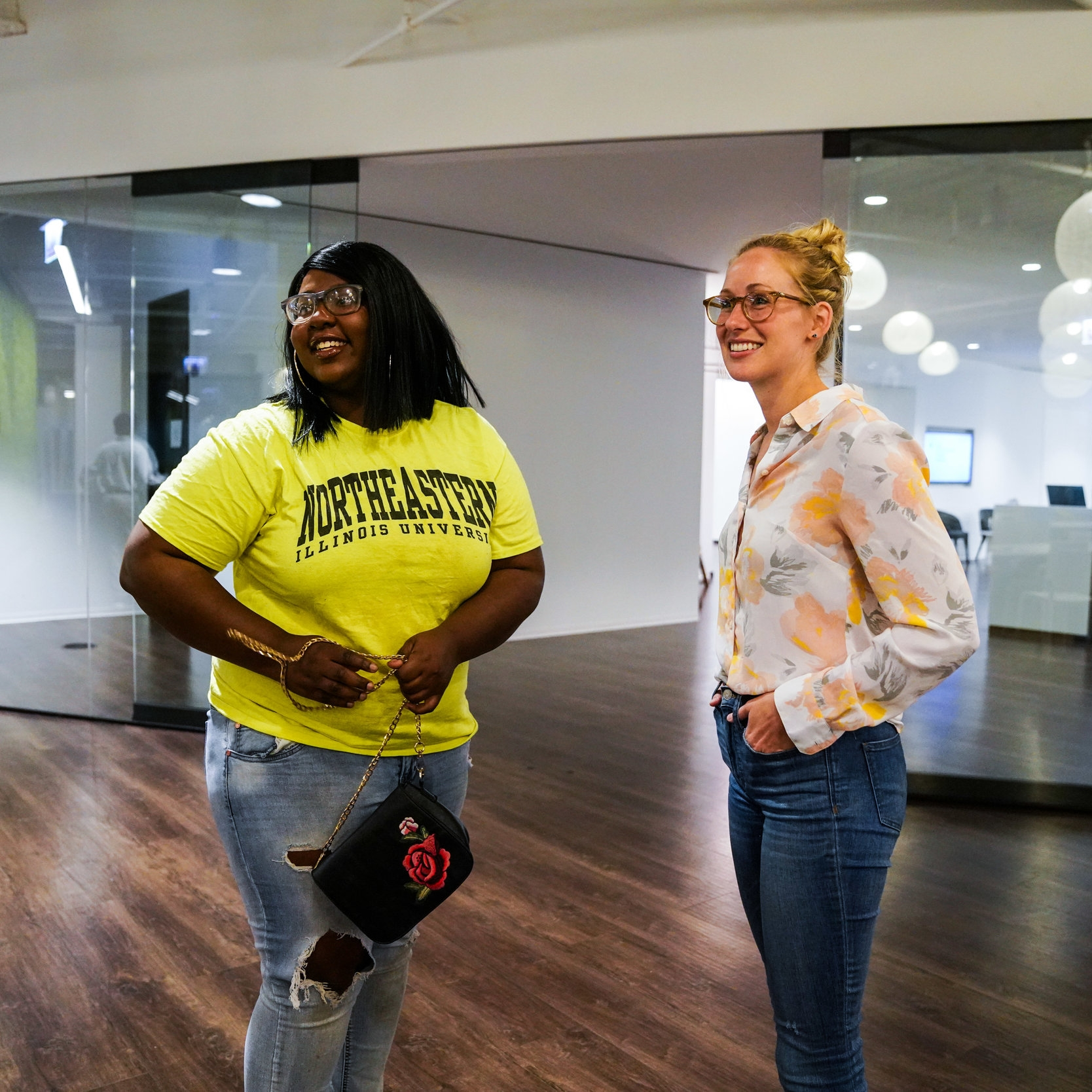 What We Do - We teach Chicago's overlooked talent how to sell software, then help them land careers with top-tier employers.